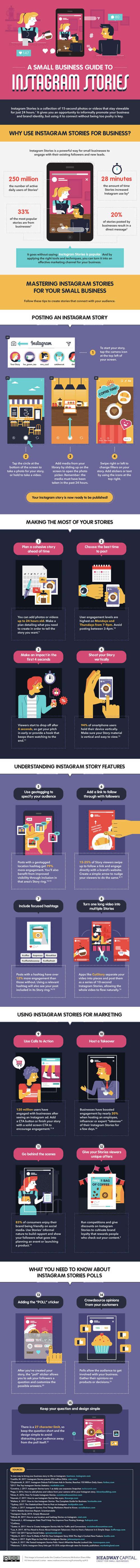 Instagram Stories para empresas infografia Instagram Stories para empresas Instagram Stories para empresas, ¿cómo usar las historias para tu negocio? Instagram Stories para empresas infografia