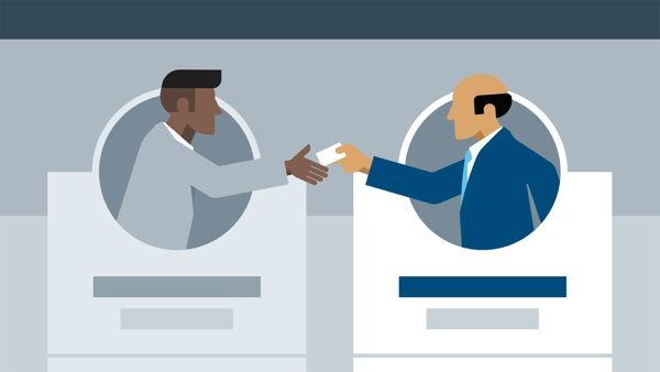 LinkedIn para establecer relaciones profesionales Razones para tener un perfil de empresa en LinkedIn LinkedIn para establecer relaciones profesionales