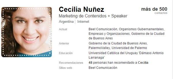 Perfil profesional en linkedin Razones para tener un perfil de empresa en LinkedIn Perfil profesional en linkedin