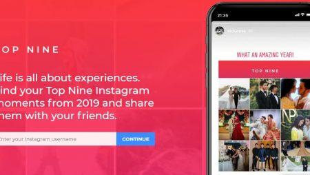 Cómo acceder a tus mejores fotos de 2019 en Instagram